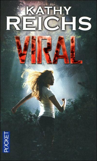 Kathy Reichs -Tory Brennan -Viral T1