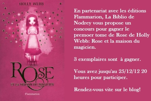 Rose T1 concours
