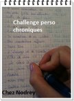 challenge perso chroniques